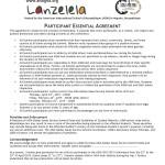 Participant Essential Agreement
