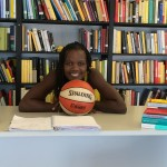 Clarisse Machanguana, basketball player and social activist